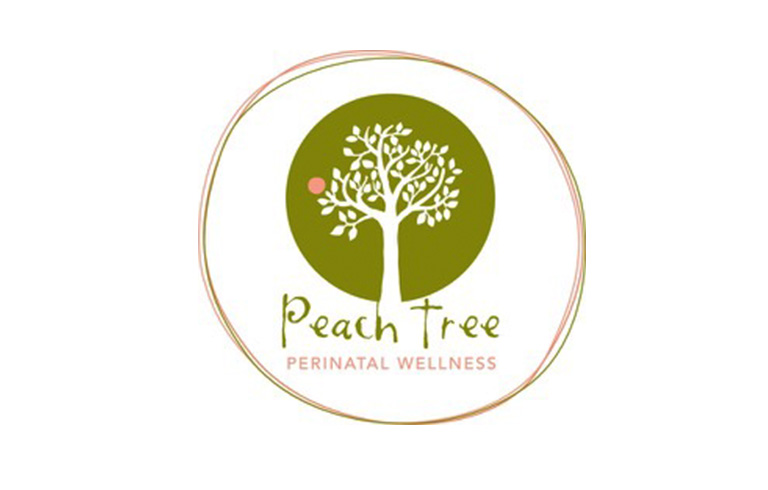 Peach Tree Logo