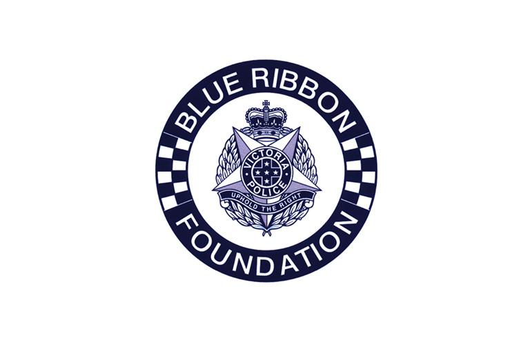 Police Blue Ribbon Foundation Logo 500